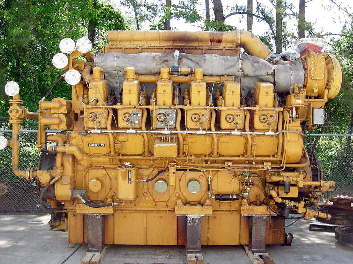 Caterpillar 3600 Engine Cat Gas Diagram Brand Natural Model Sita Serial Number Unit Gen Drive Ess Ignition For