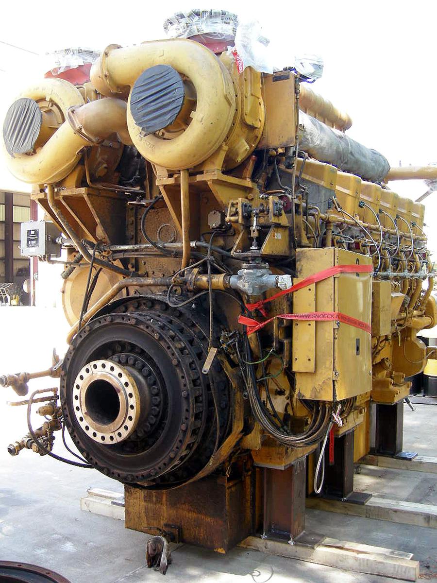 Gas Engines: Caterpillar Gas Engines